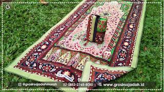 Model Sajadah Lipat | +62 852-2765-5050