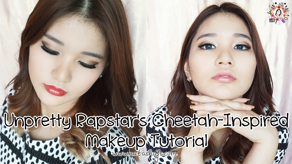 violet brush indonesian beauty blogger makeup tutorial unpretty