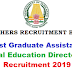 TRB PG Assistants and Physical Education Directors Vacancy Notification 2019 (2144 Posts)