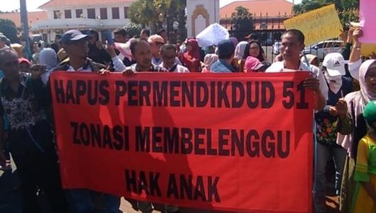 Sistem Zonasi PPDB 2019 Bikin Gaduh, Presiden Jokowi Diminta Copot Mendikbud