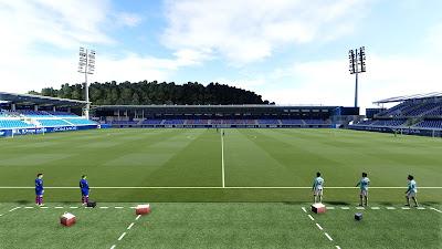 PES 2021 Stadium Estadio El Alcoraz