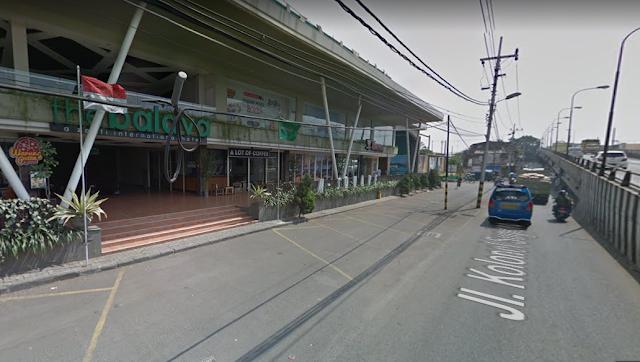 Titik Jemput Ojek Online Gojek-Grab di Stasiun Kota Lama Malang