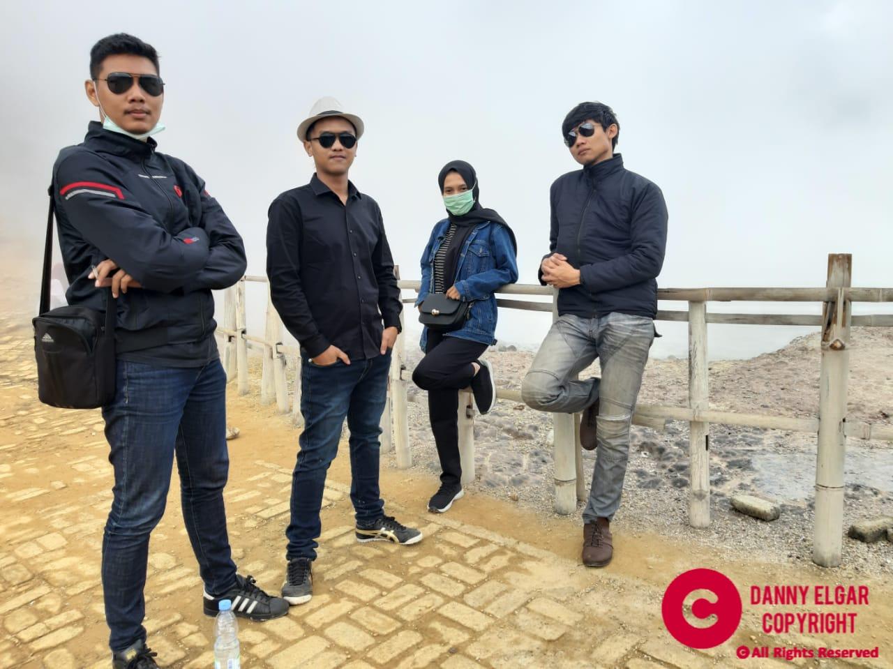 Danny Gaida Tera ELgar, Risky Wahyu Pertiwi, Hendy Setiawan, Bayu Prasetyo Aji