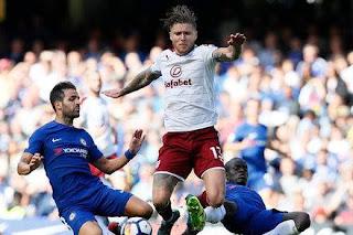 Cuplikan Goal Chelsea 2-3 Burnley