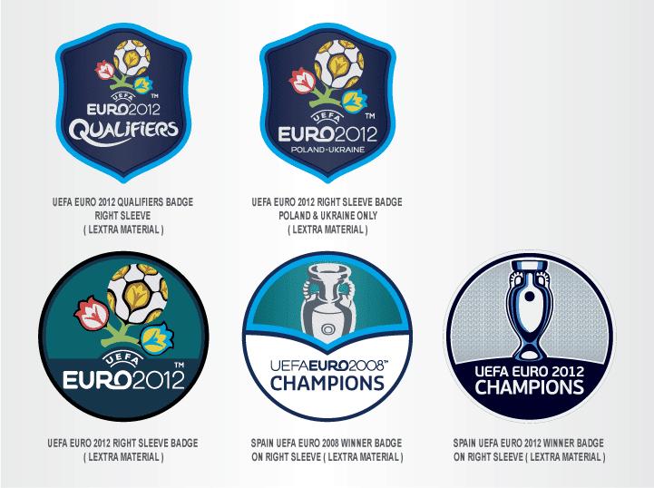 Respect Patch neu UEFA Euro 2016