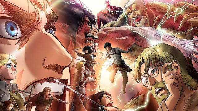 En que manga continua el anime Shingeki no Kyojin