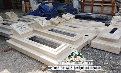Pusara Makam Marmer, Produk Makam Marmer