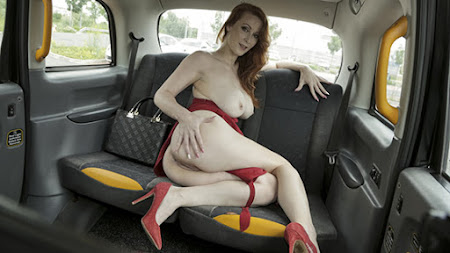 [FakeTaxi] Isabella Lui (The Redhead in the Red Dress / 11.13.2020)