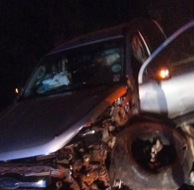 Acidente em na BR 277 em Virmond deixa um morto e vários feridos