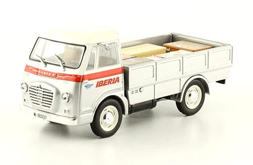 Fadisa Romeo 2 1965 Iberia vehículos de reparto y servicio salvat