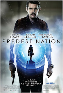 PREDESTINATION With Ethan Hawke, A Review
