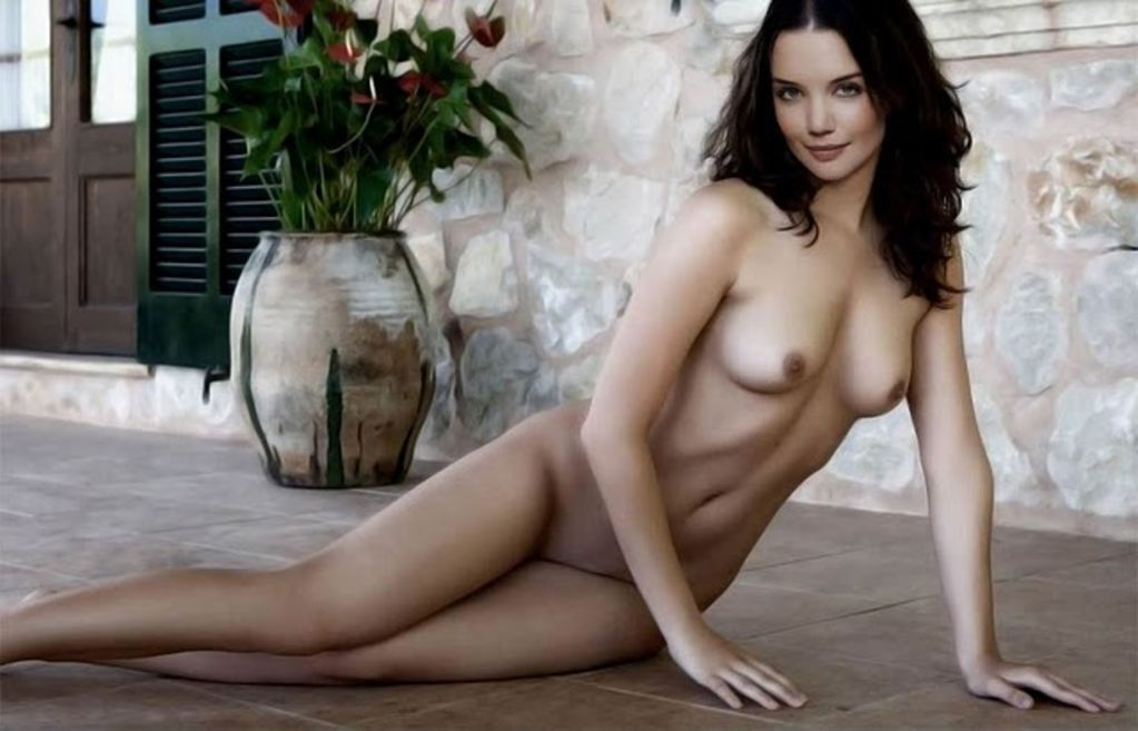 Katie Holmes Hot Pics  The Holle-4341
