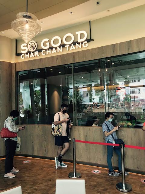 So Good Char Chan Tang, Capitol Piazza
