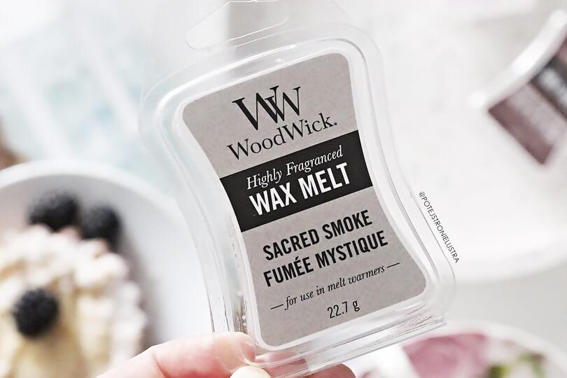 woodwick sacred smoke wosk zapachowy