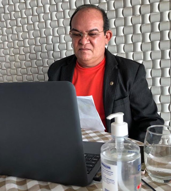 Thales Castro: Covid-19: Beto das Vilas quer instalação de pontos ...