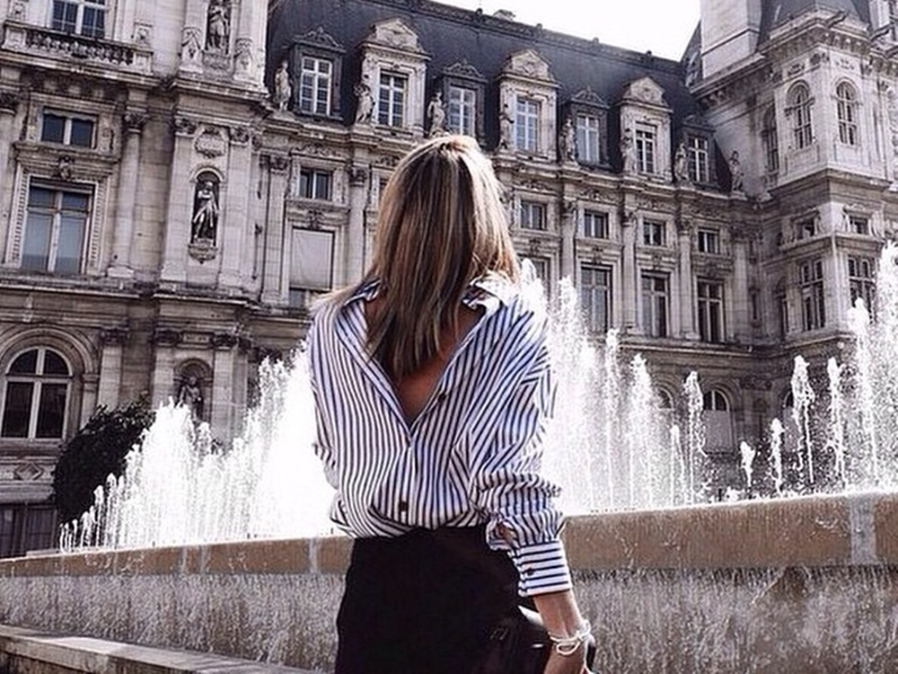 TREND REPORT: TOP 5 Gründe warum wir Blusen & Hemden jetzt umdrehen