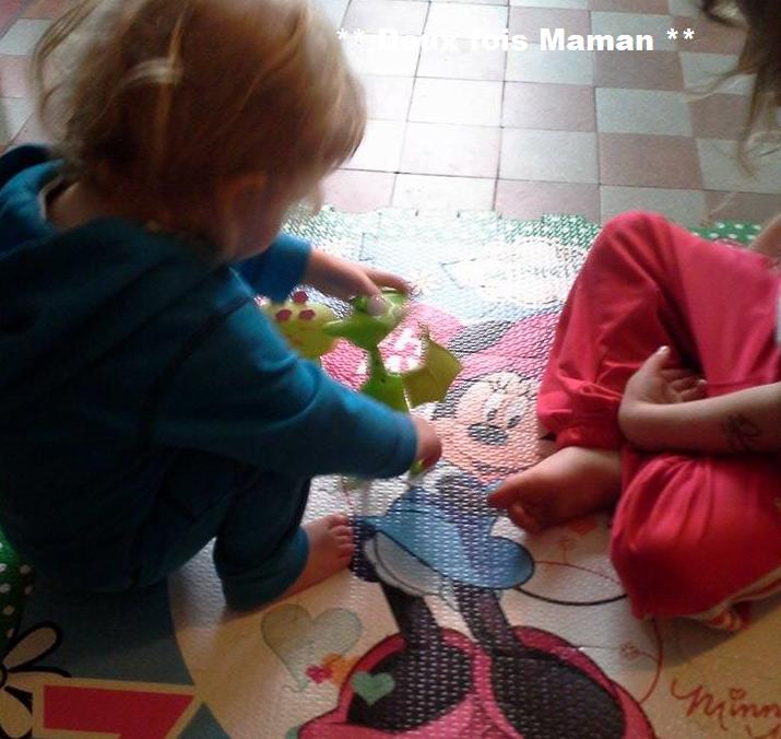Tatamiz tapis de jeux ludique