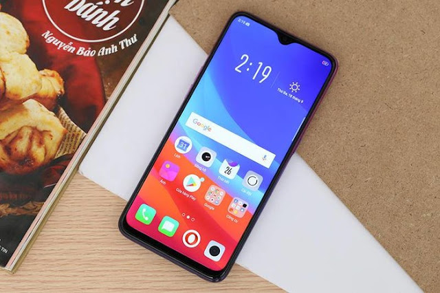 Oppo F9 & F9 Pro gets July 2020 update with new swipe-up gestures
