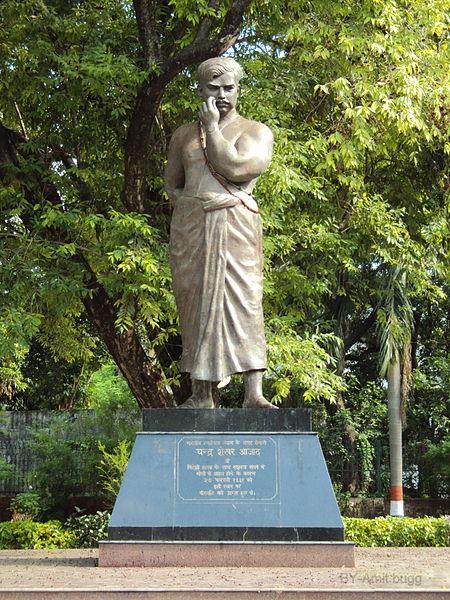 चंद्रशेखर आज़ाद का जीवन परिचय और रोचक तथ्य - Facts about Chandra Shekhar Azad in Hindi