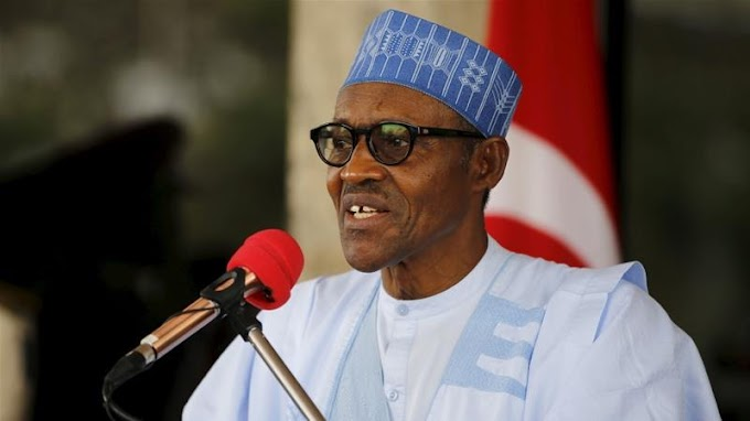 BUHARI FAILS INTEGRITY TEST