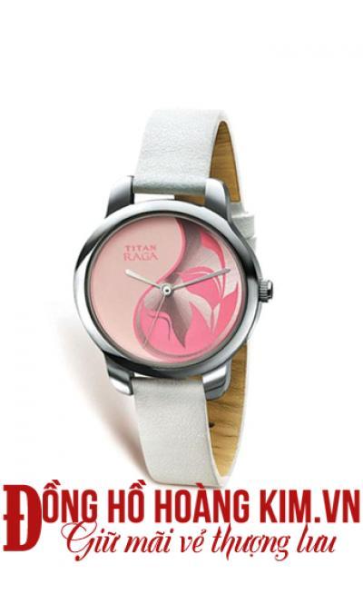đồng hồ nữ dây da uy tín