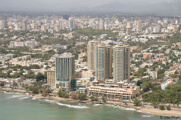Santo Domingo, Capital da República Dominicana
