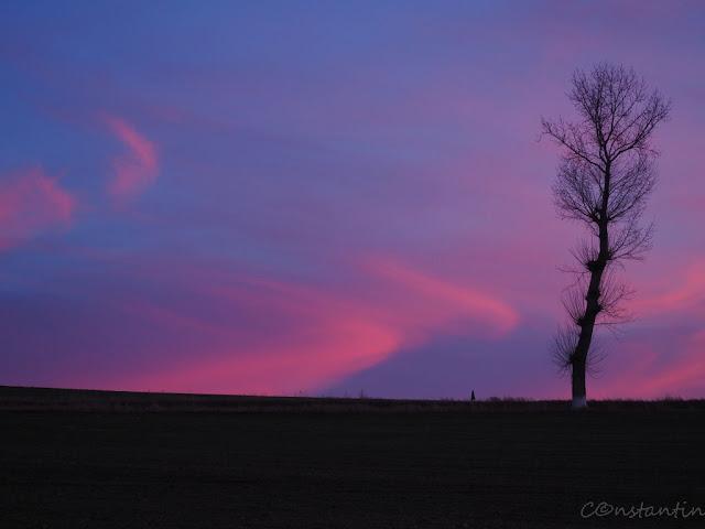 Răsărit (varianta color) - aici simti racoarea diminetii - blog FOTO-IDEEA