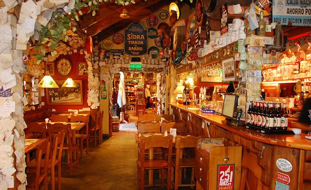 Bar Cervecería Blest em Bariloche