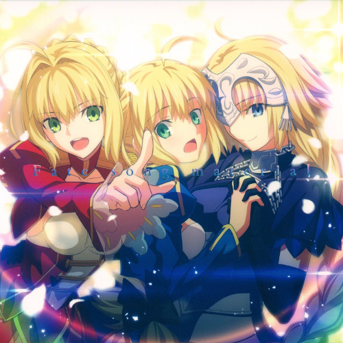Fate song material [FLAC   MP3 320   Blu-Ray]