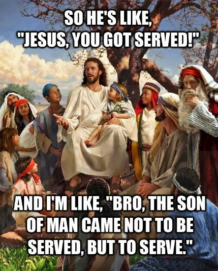 Jesus Memes Funny Tell me why the world ...