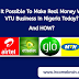 How To Start A VTU Business In Nigeria With Your SmartPhone And Make ₦1Millionaira Monthly [Updated]