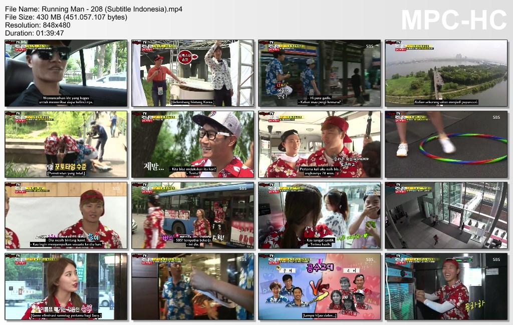 Running man subtitle indonesia episode 271 / Teri kasam film