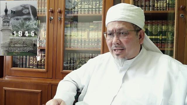 Tengku Zulkarnain Senang Satpol PP Minta Maaf dan Cium Tangan Habib Umar