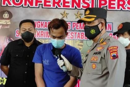 Mayat perempuan di lemari   hotel Semarang korban pembunuhan selingkuhan