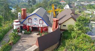 Wisata Edukasi Murah Cimory Dairlyland Prigen Pasuruan