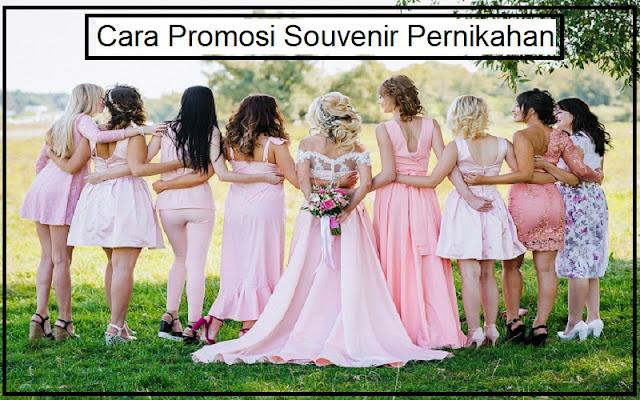 promosi souvenir pernikahan