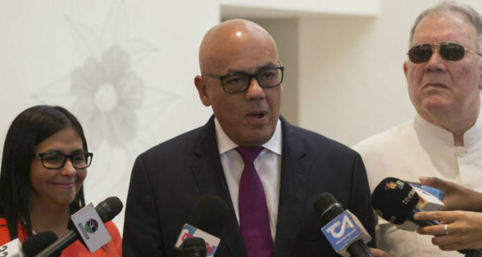 Gobierno venezolano confirma nueva ronda de diálogo en República Dominicana