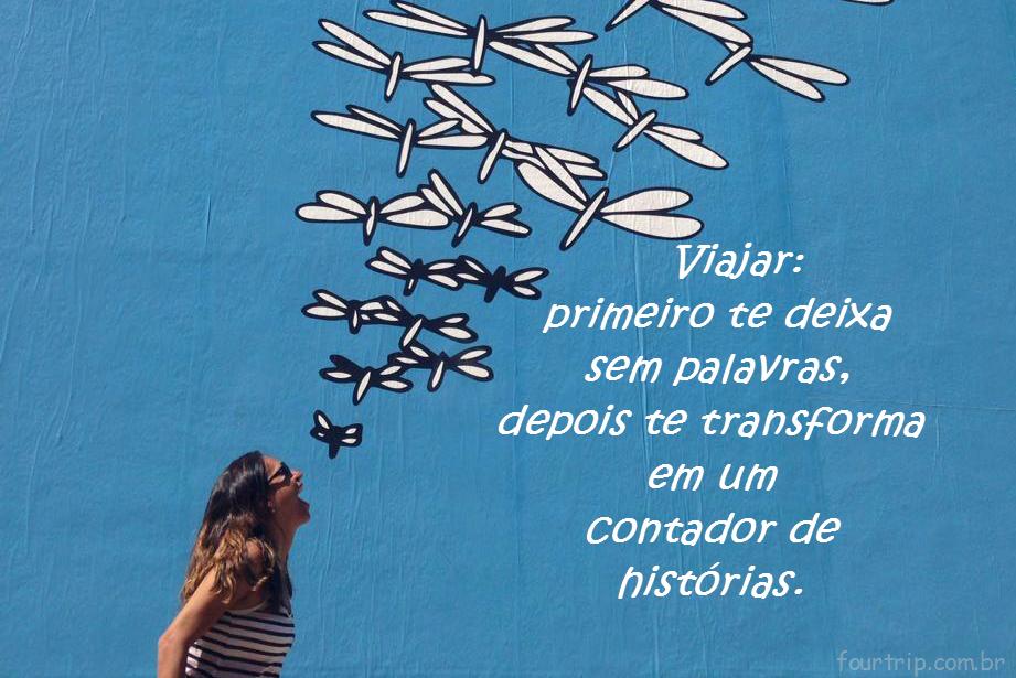 100 Frases Inspiradoras De Viagem Fourtrip