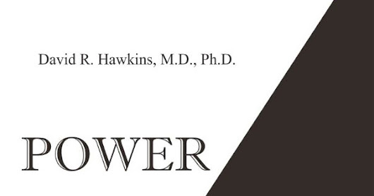 Power vs Force oleh David R. Hawkins