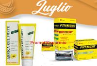 Logo Campioni omaggio Arnica Gel Forte e Friliver Sport: ricevili gratis