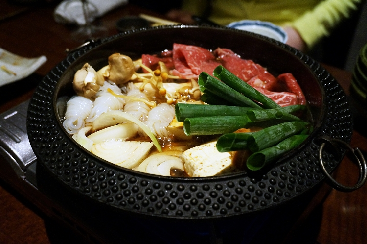 Japanese hot pot, Kyoto, Japan, Euriental