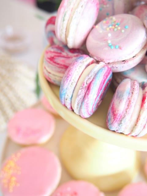 Macarons – täydellinen resepti