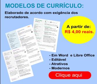 MODELOS DE CURRÍCULO.