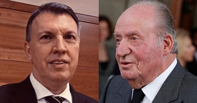 Joaquim Bosch y Juan Carlos