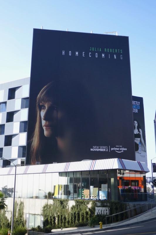 Giant Homecoming season 1 billboard