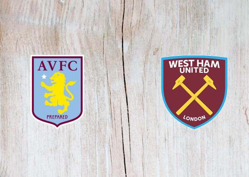Aston Villa vs West Ham United -Highlights 16 September 2019