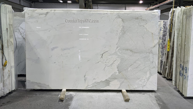 Calacatta Gold Natural Stone Marble Slabs