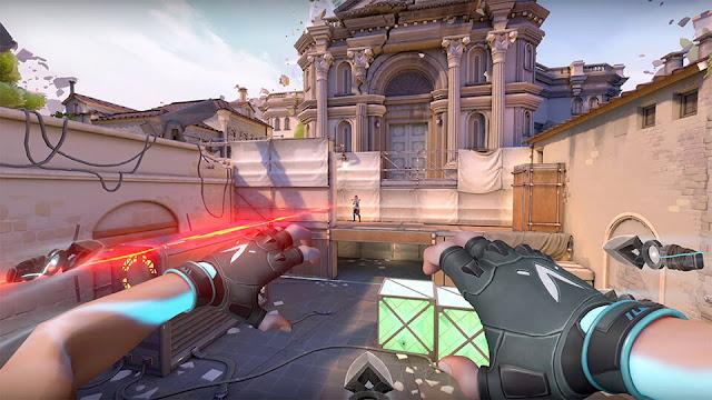 تحميل لعبة فالورانت للكمبيوتر مجانا اخر اصدار 2021