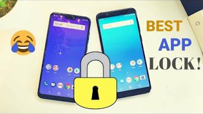 AppLock – Fingerprint New Amazing AppLock for WhatsApp in Hindi