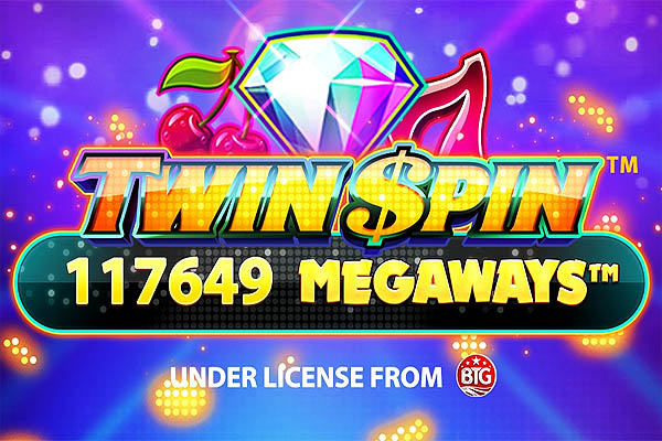Main Gratis Slot Demo Twin Spin Megaways NetEnt